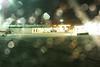 Dunn, North Carolina.........rain on the window