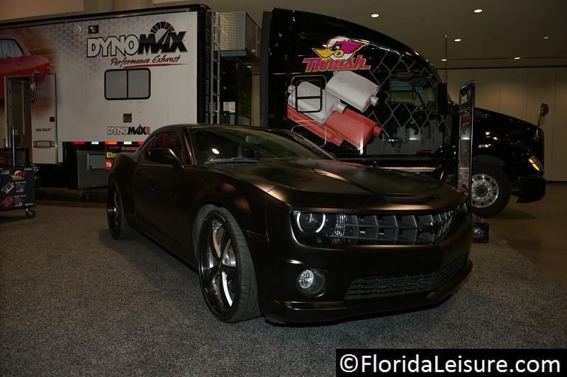 Truck & Jeep Fest 2014, Orlando, Florida - 23 & 24 August 2014 (Photographer: Nigel Worrall)