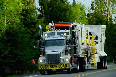 Wide Load Trucking,