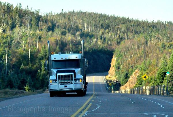 Trans Canada Highway, Travel