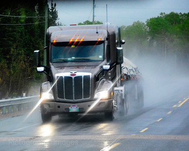 Rainy Day, Trucking