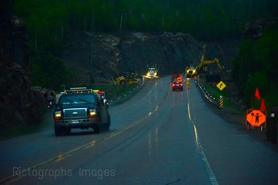 Trans Canada Highway, Spring 2017