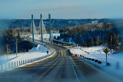 The Bridge, Nipigon, Ontario, Canada