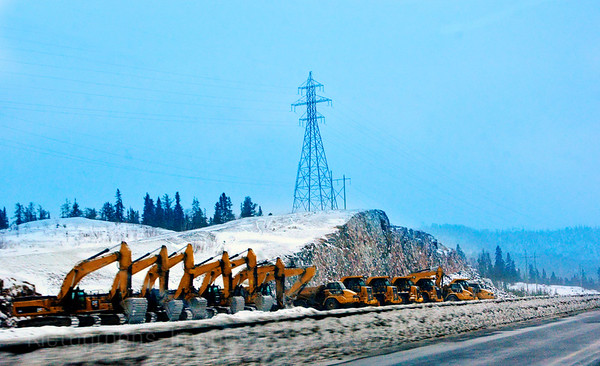 Trans Canada Highway Infrastructure Improvements,