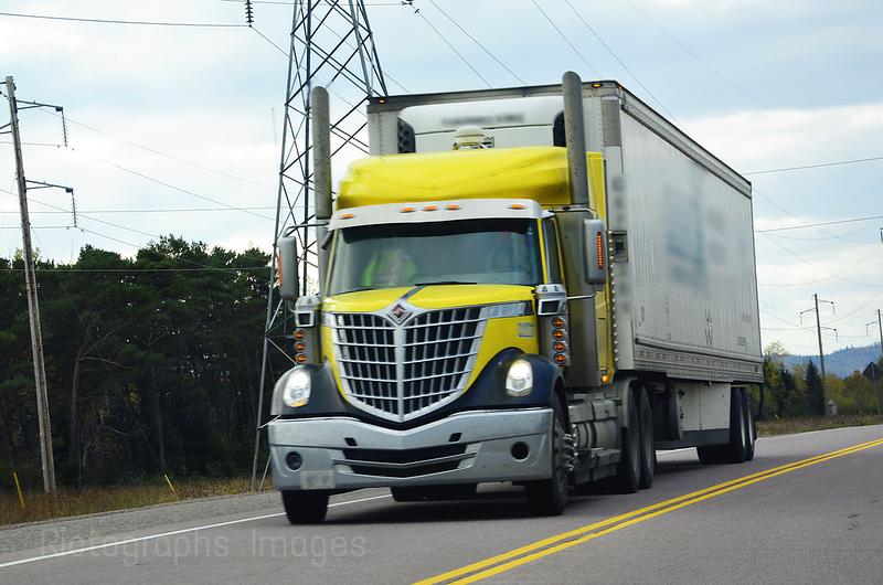Travel, Trucking, Canada, 608