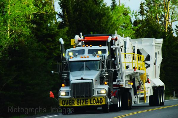 Trucking, Heavy Equipment