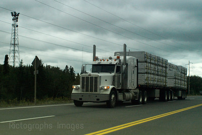 Trucking the Trans Canada Highway, 57201