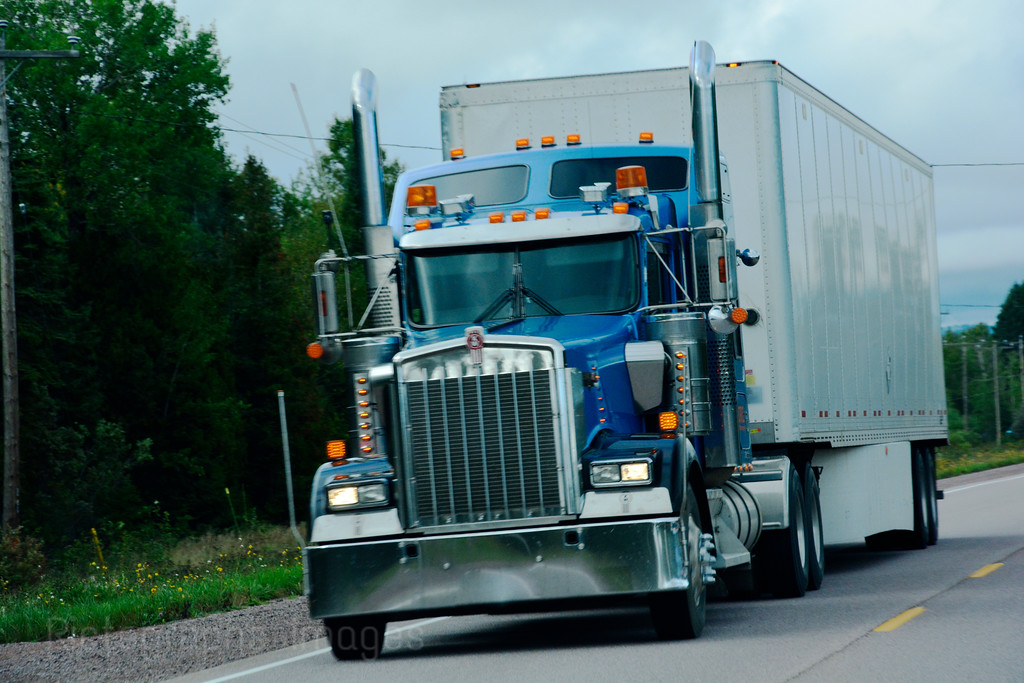 Trucking For Canada 335