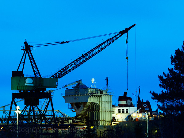 Long Exposure Photography, Night Shot,