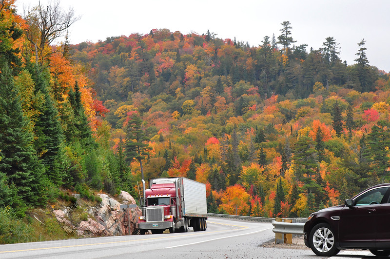 Travel One of The Most Scenic Road Trips in North America<br /> North of Lake Superior,Ontario, Canada, on the Trans Canada Highway.
