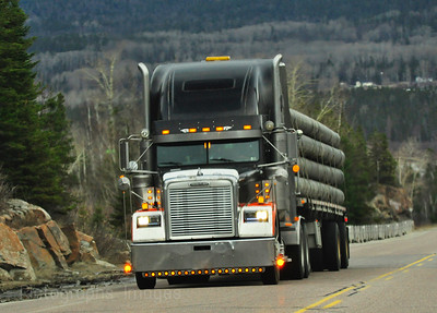 Travel Trucking, Canada