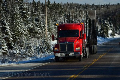 Winter Trucking, 2017