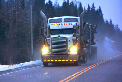 Winter Trucking 2017