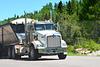 Canada, Trucking, Travel,