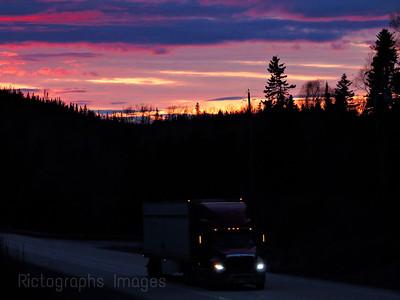 Sunset Trucking, Spring 2019
