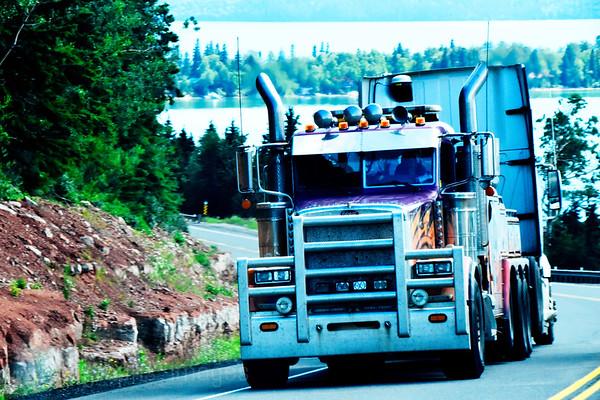 Trucking Trucks Trucking