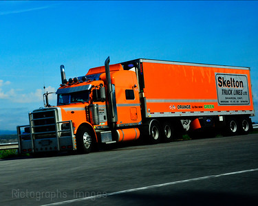 Skelton Truck Lines, Photography
