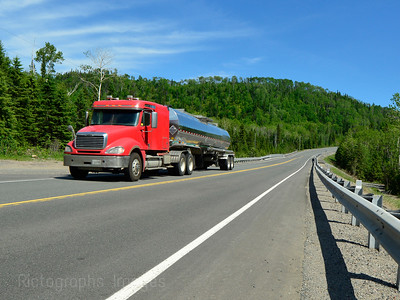 Tanker Trucking, Trans Canada Highway  005