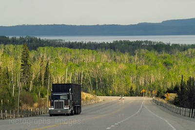 Trans Canada Highway Trucking