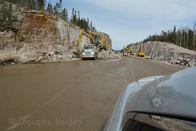 Trans Canada Highway; Infrastructure, Improvements, 2015