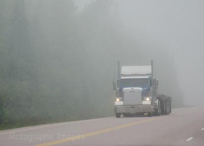 Foggy Trucking