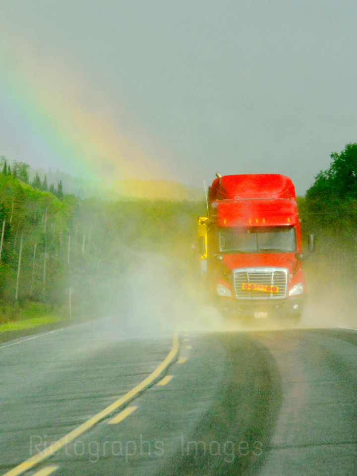 End Of The Rainbow, Rictographs Images