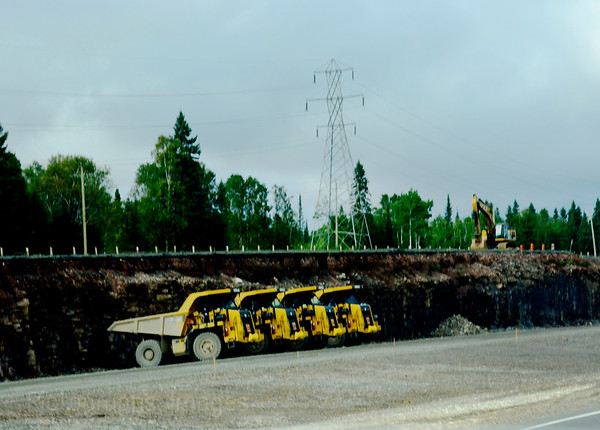 Building Roads, Construction Of The Trans Canada Highway