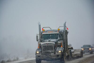 Truck Trucking, Canada