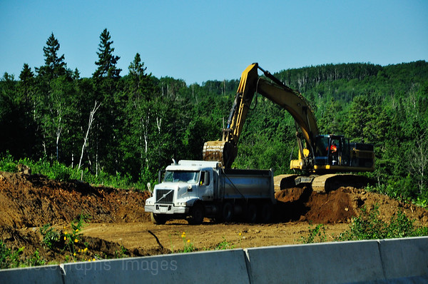 Removing the Overburden