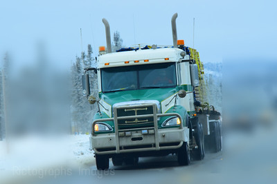 Trucking Photography