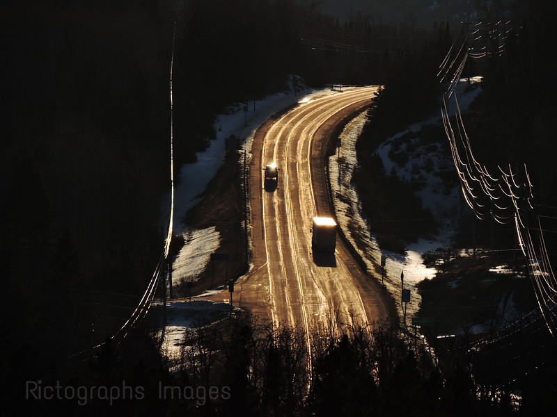 Trans Canada Highway, Trucking