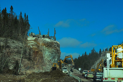 Trans Canada Highway Improvements; Ric Evoy, Rictographs Images,