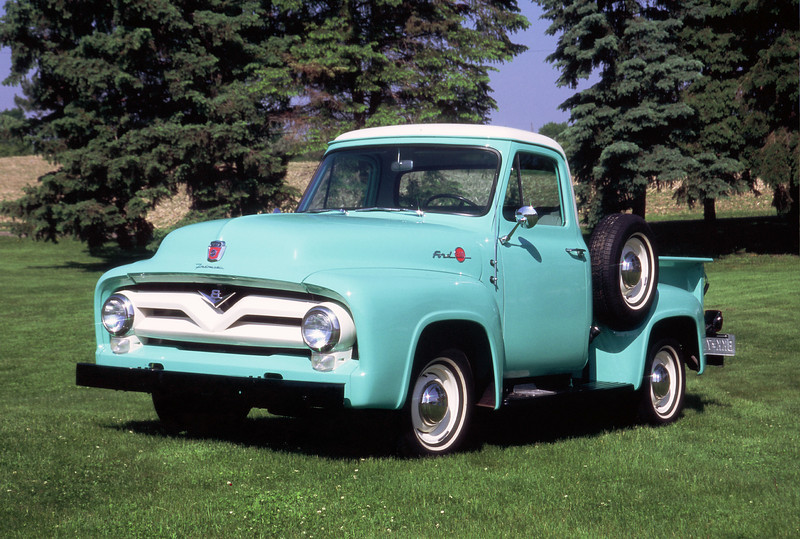 1955 Ford - 01
