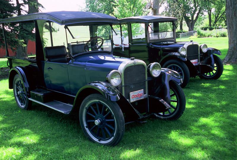 1923 & 1926 Dodge Trucks