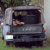 Makeshift cab,,,