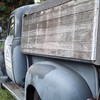 October 09,2011<br />  Our friend told us about this old truck in a yard one street over from his . I love it!