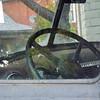 Steering wheels were bigger then.