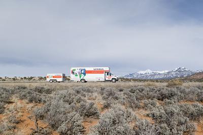 U-Haul Truck & Trailer Utah