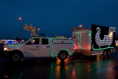 Victoria Christmas Trucks 2015