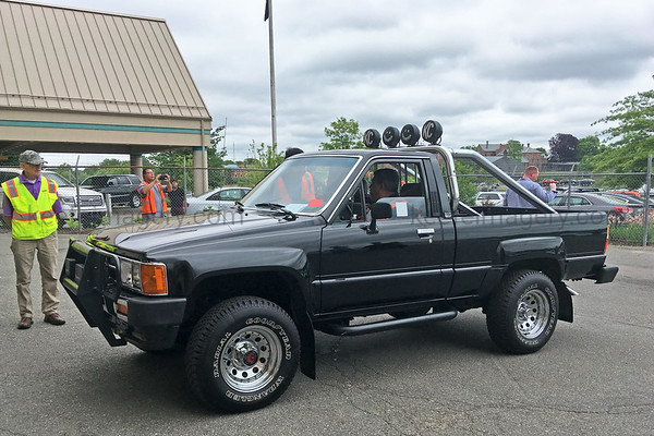 1986 Toyota Pick-up Turbo
