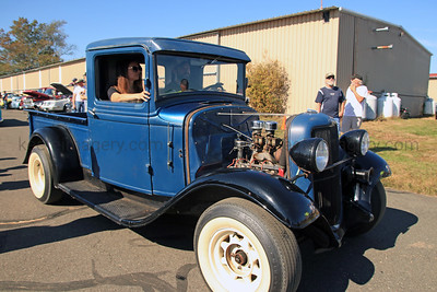 Antique Ford Pick Up