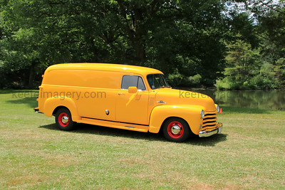 1950+/- Chevrolet Panel Truck