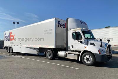 FedEx Freightliner