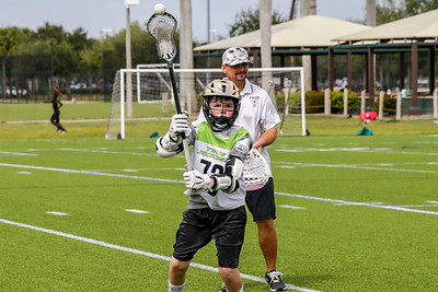 True Lacrosse: Camp 1