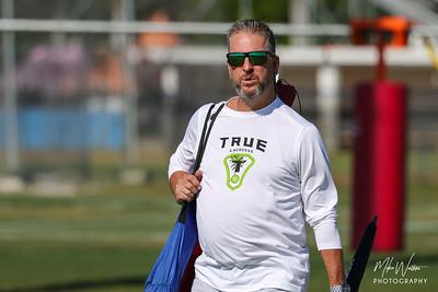 May 14, 2021; Bradenton, FL, USA; True Lacrosse Florida defeat IMG 12-7 at IMG Academy Fields.  Mandatory Credit: Mike Watters