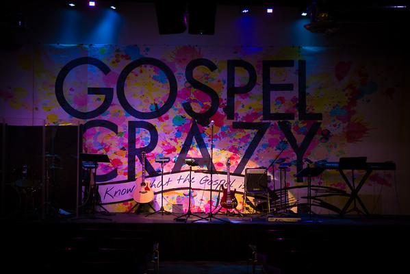 Gospel Crazy - 10/17/12