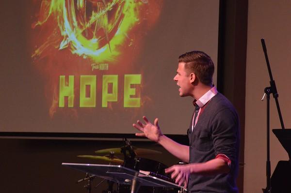 HOPE: True North United 11/18/15