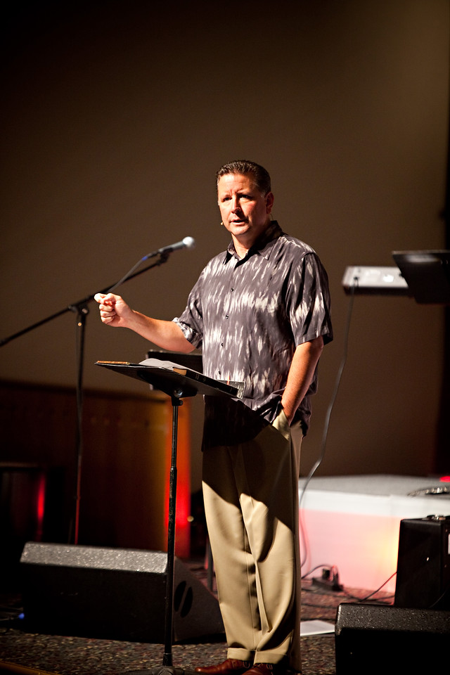"""<h3><strong>Revival 2009 Monday Evening</strong></h3> July 2009  To see more photos of this event, <a href=""""http://photos.compasschurch.org/gallery/8823606_J2PSn#584529049_CzBDV"""">click here</a>."""