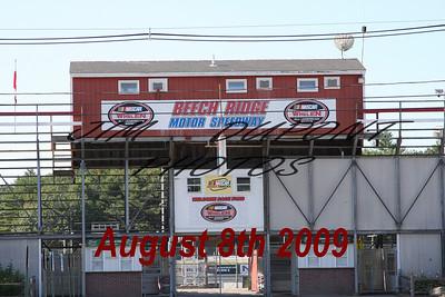 TVMRS 8/8/09 Beech Ridge Speedway