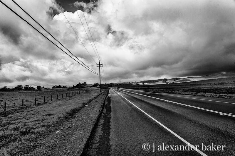 California Highway Lines